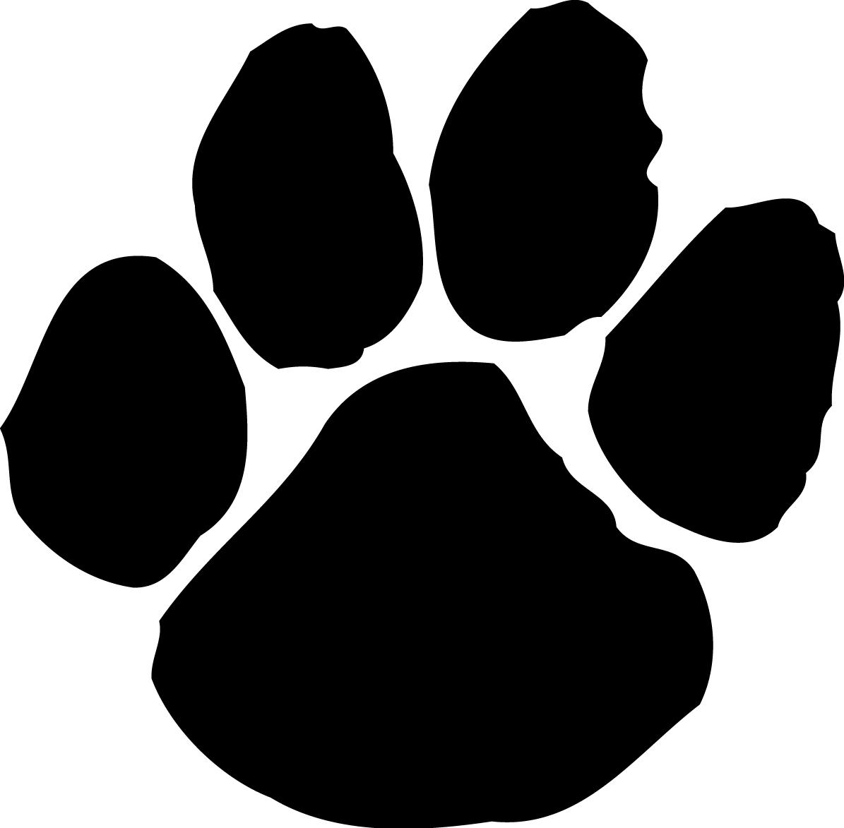 Dog Paw du Logo Dog Paw Logo du