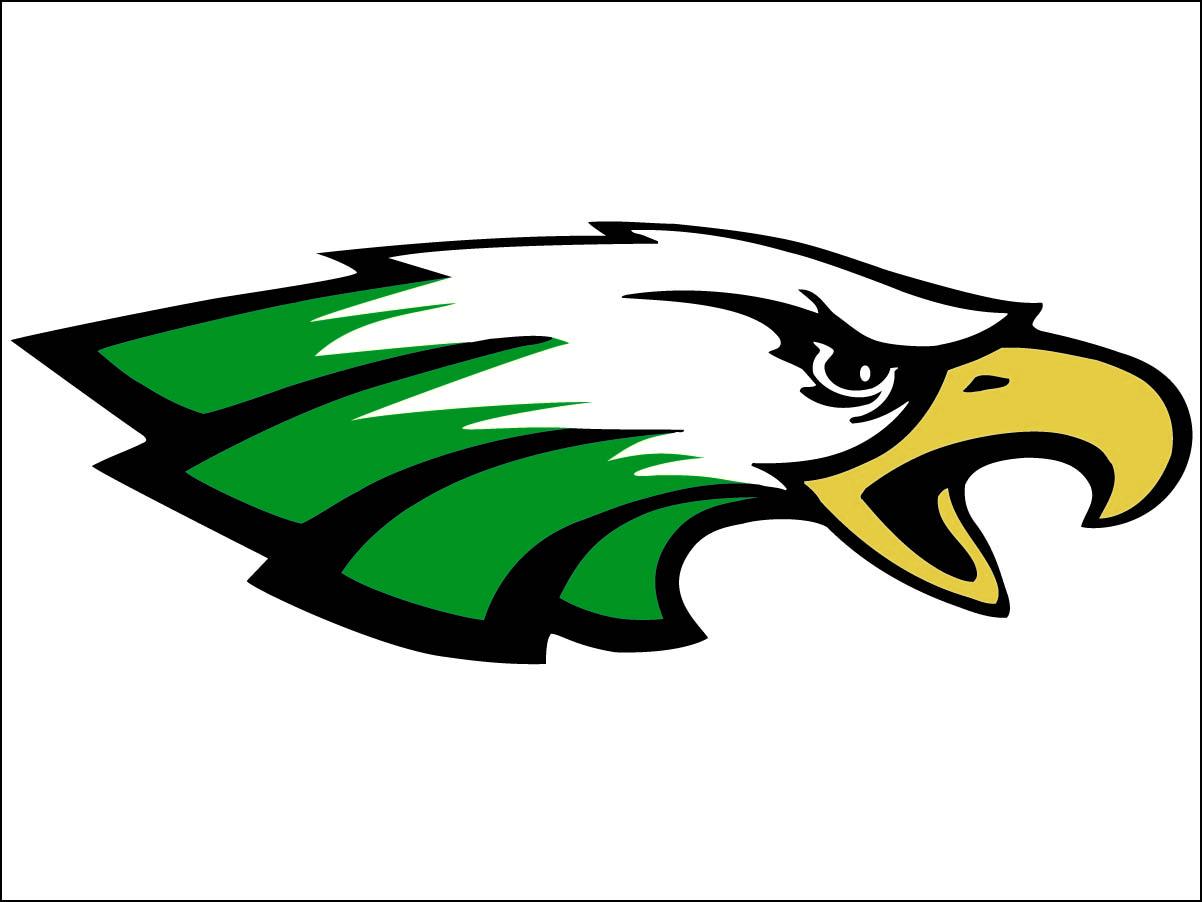eagle football logo girls nickname lady eagles Eagle Football Logo